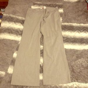 Gap stretch size 16 red trouser
